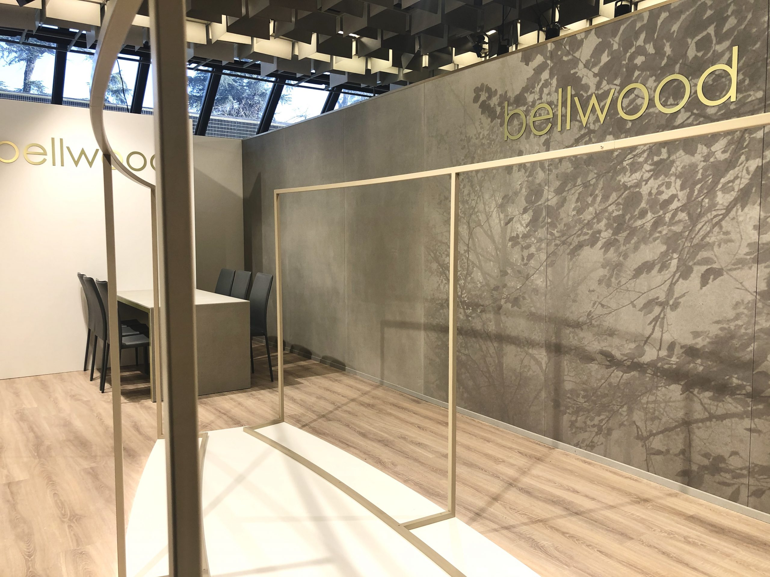 Stand c/o Pitti Immagine Uomo BELLWOOD, Conclad Decor by Arch. Silvia Fregoli DesMos3