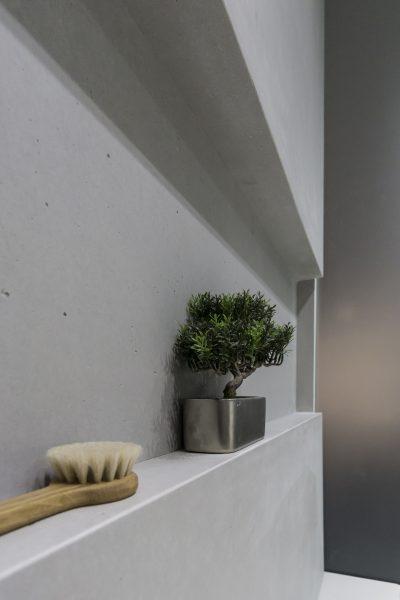 Rivestimento pareti bagno Victoria + Albert in cemento non cemento