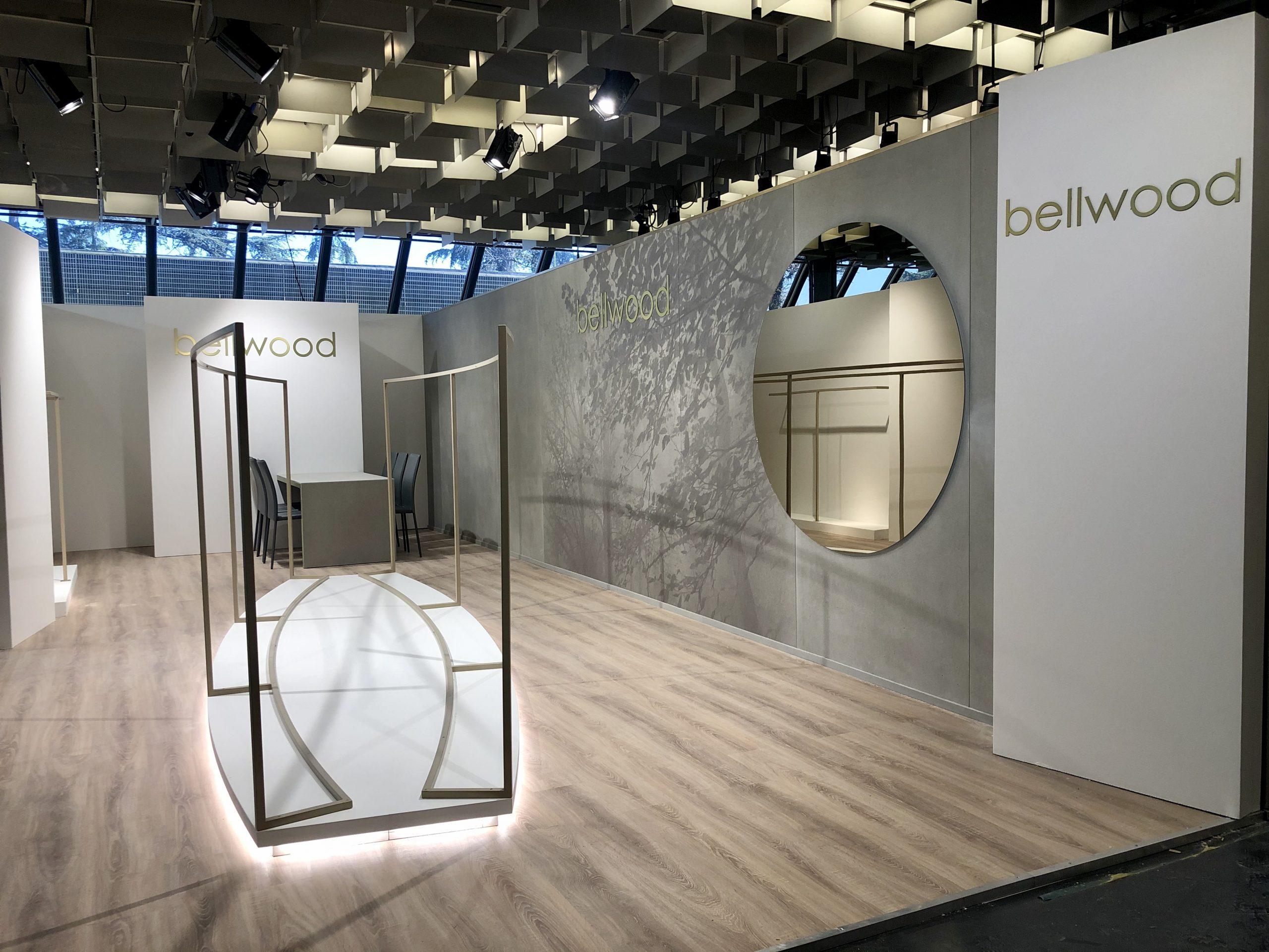 Stand BELLWOOD, Conclad Decor by Arch. Silvia Fregoli DesMos3