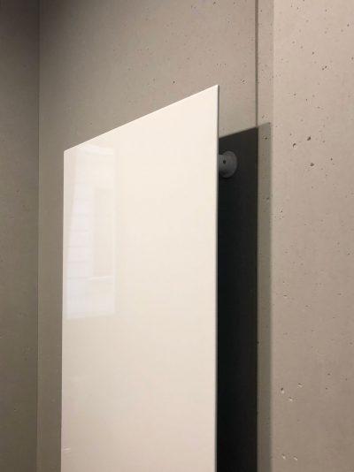 parete rivestita in Conclad
