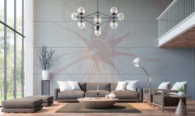 Conclad Decor - decoro Cosmea, design by Luca Battaglini